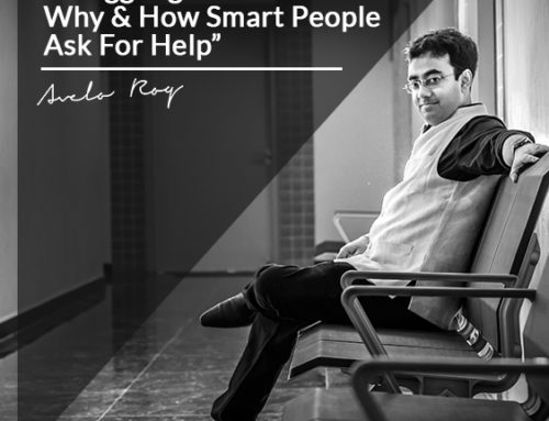 Struggling Alone? Here's Why & How Smart People Ask For Help…